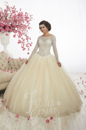 Fiesta Gowns by House of Wu - Dress Style 56347