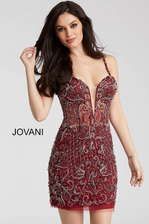 Jovani 52257 Homecoming Dress