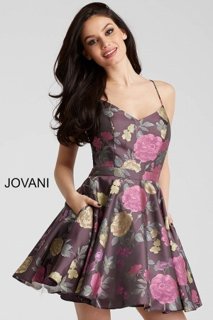 Jovani 53201 Homecoming Dress