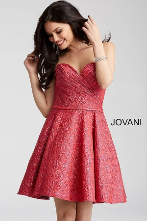 Jovani 54897 Homecoming Dress
