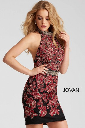 Jovani 55326 Homecoming Dress