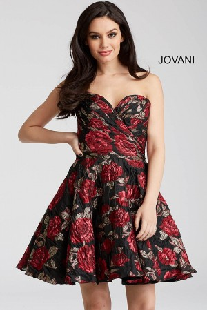 Jovani 55633 Homecoming Dress