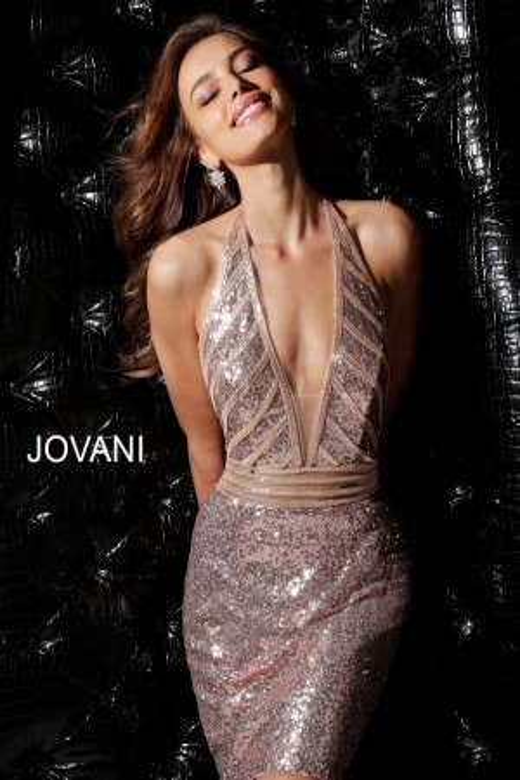 Jovani - Dress Style 62291