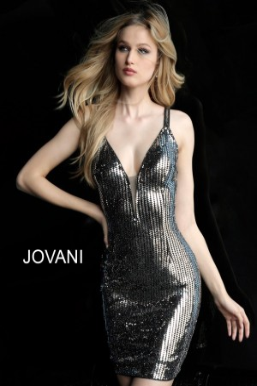 Jovani - Dress Style 65169