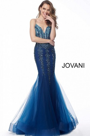 274ec82133 Jovani 67034 Mermaid Silhouette Formal Dress