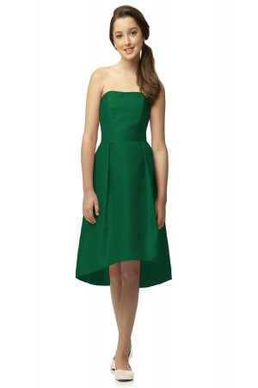 Dessy JR516 Junior Bridesmaid Dress