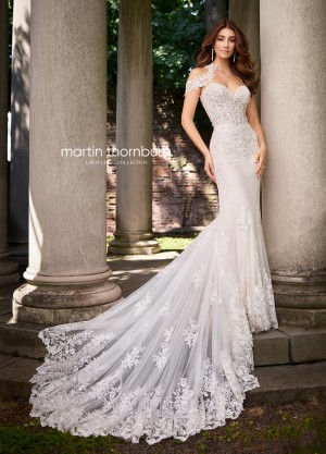 f1dfa8416a Martin Thornburg for Mon Cheri Wedding Dresses - An Inspired Collection