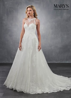 622bfd1db92 Couture d Amour Bridal Gowns from Mary s Bridal