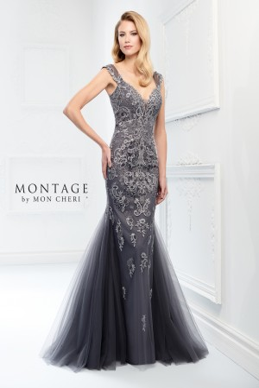 Montage by Mon Cheri - Dress Style 218918