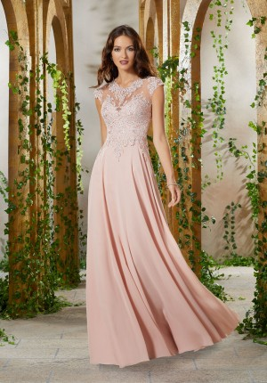 7978dc9eebce Mori Lee 71920 Illusion Back Mother of the Bride Dress