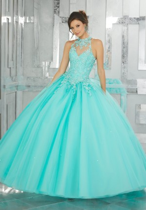 f40d56347b7 Mori Lee Valencia 60023 Quinceanera Dress