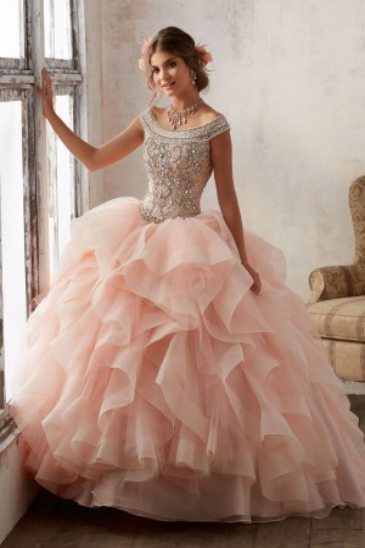 Mori Lee Vizcaya 89138 Dress