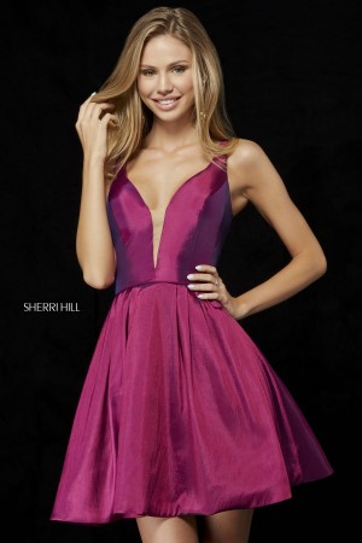 Sherri Hill - Dress Style 52386