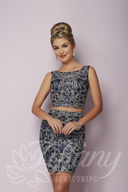 Tiffany Homecoming 27119 Short Dress