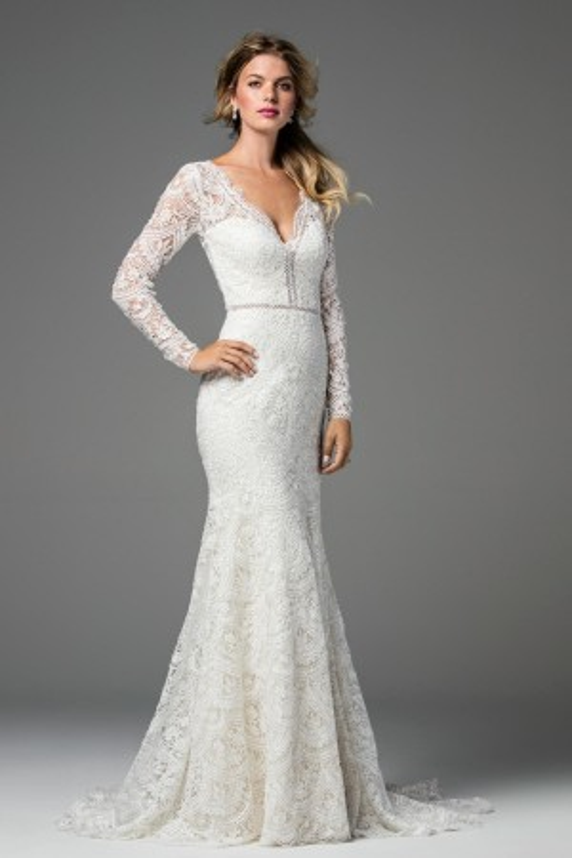 WTOO 18117B Anastasia Wedding Dress