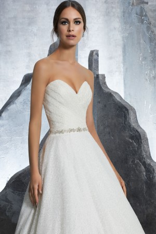 Mori Lee 11283 Wedding Dress Belt