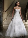 Martin Thornburg for Mon Cheri 213241 Justine Bridal Gown