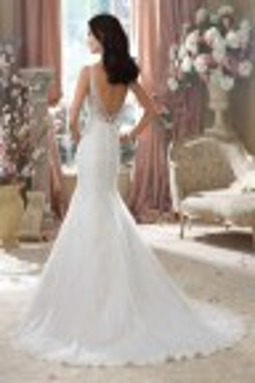 Martin Thornburg for Mon Cheri 214207 Aly Wedding Gown