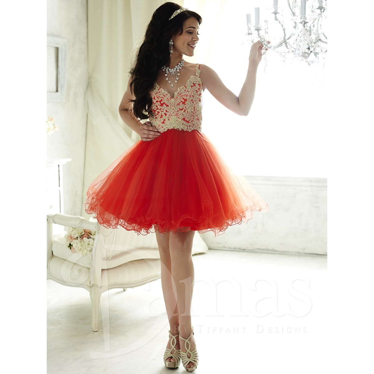 57d80d5057c Quinceanera Dama Dresses Red - Gomes Weine AG