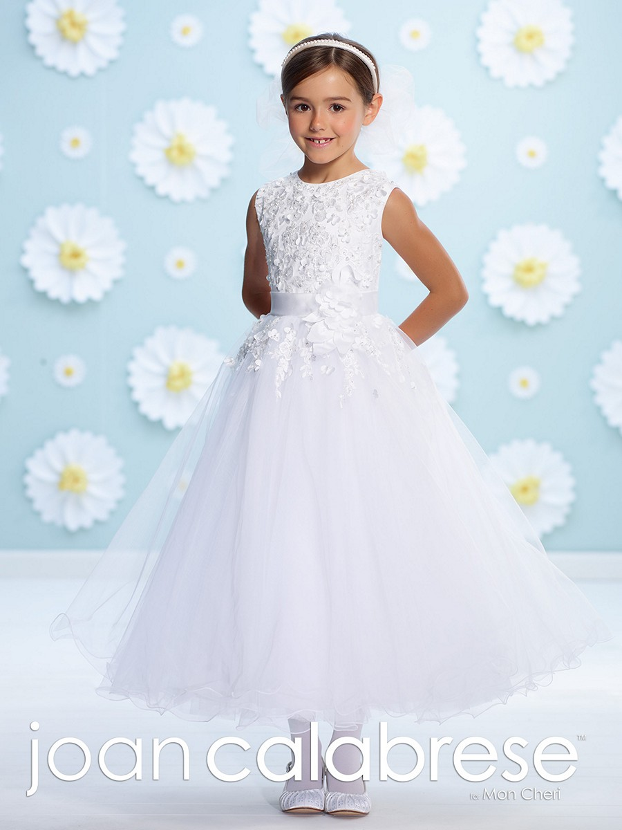 f44b24e5436 Joan Calabrese 116364 Flower Girl Dress
