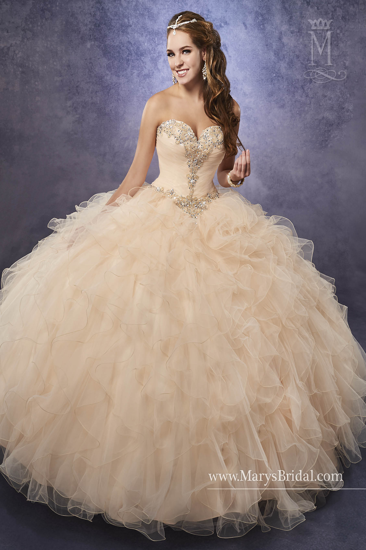 7988328e419 Marys Bridal 4Q484 Quinceanera Dress