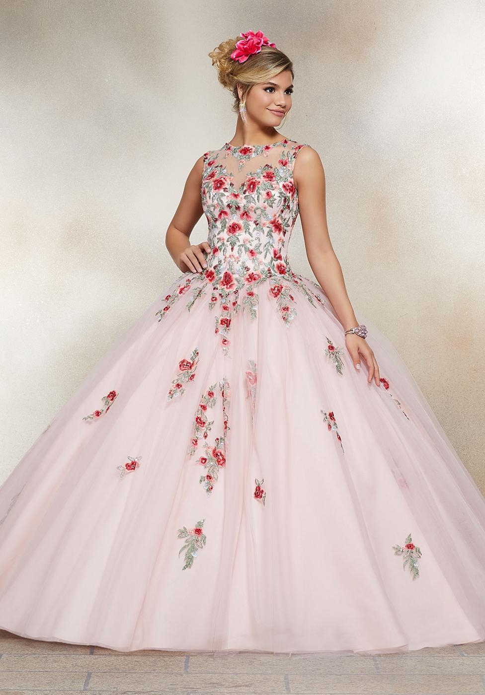 d5fab6e3889 Mori Lee 34002 Dress - MadameBridal.com