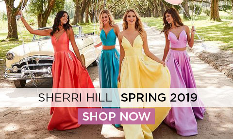 07c92368a32 Sherri Hill 2019 Collection